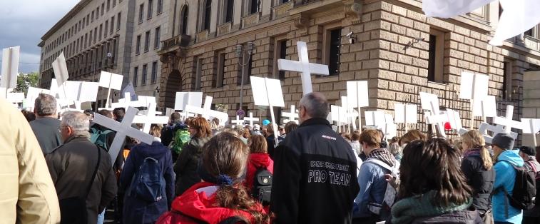 """Redebeitrag zur Demo gegen den """"Marsch für das Leben"""""""